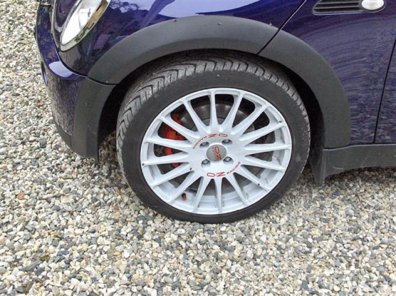 "Cerchi OZ racing WRC 17""x7""  Et 40"