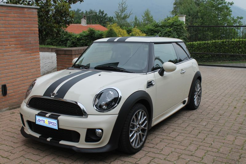 sport stripes carbon su one r56 allestimento JCW
