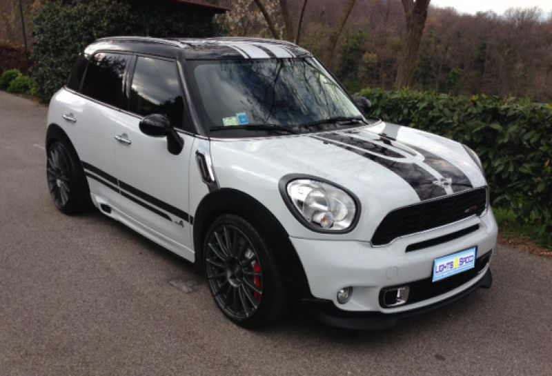 r60 countryman con assetto Bc racing - oz superturismo LM - brembo bbk