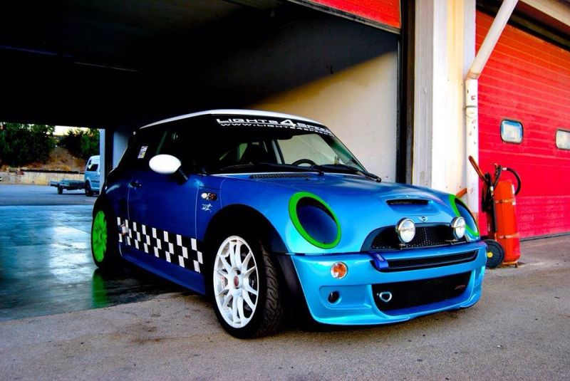 MINI R53 RACING di VINCENZO