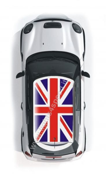 BANDIERA INGLESE CLASSICA UNION JACK FLAG :