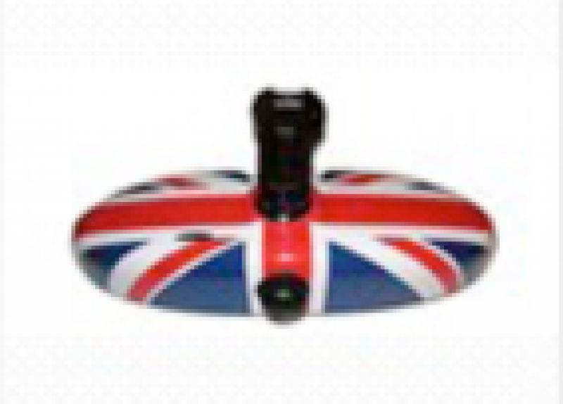 CALOTTA COVER MASCHERINA RETROVISORE INTERNO UNION JACK FLAG: