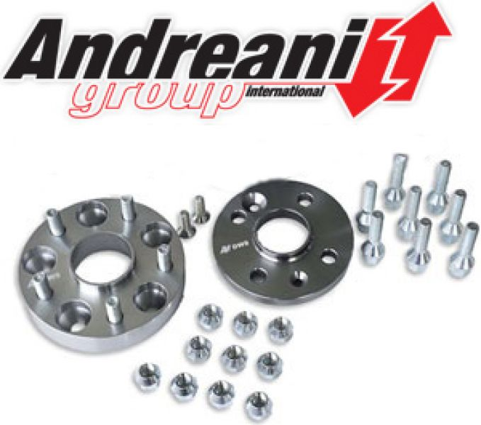 DISTANZIALI DWS SPACERS by ANDREANI GROUP :