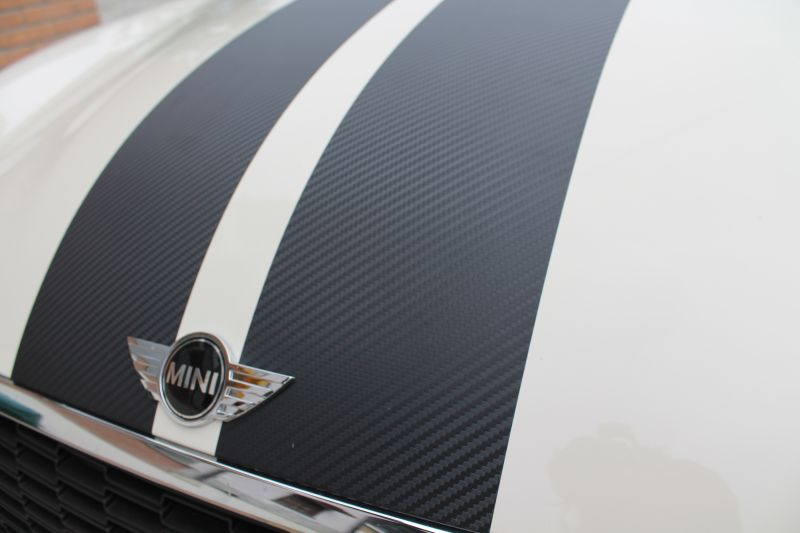 SPORT STRIPES  ( VIPER STRIPES ) CARBON :