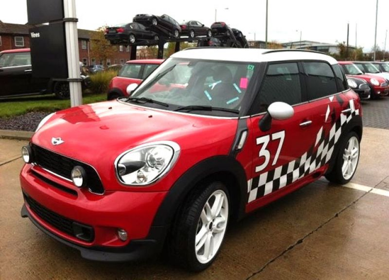 MINI r60/61 COUNTRYMAN-PACEMAN