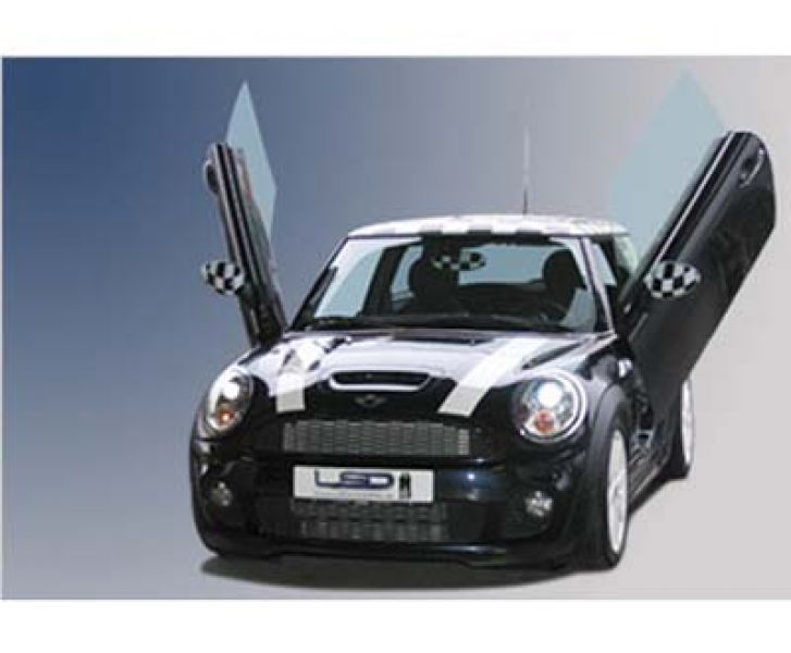 KIT  LSD LAMBO DOORS MINI SERIE R56/57/58/59 :