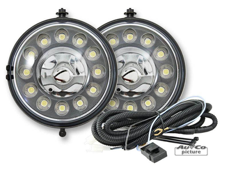 Lights 4 speed for File di luci a led