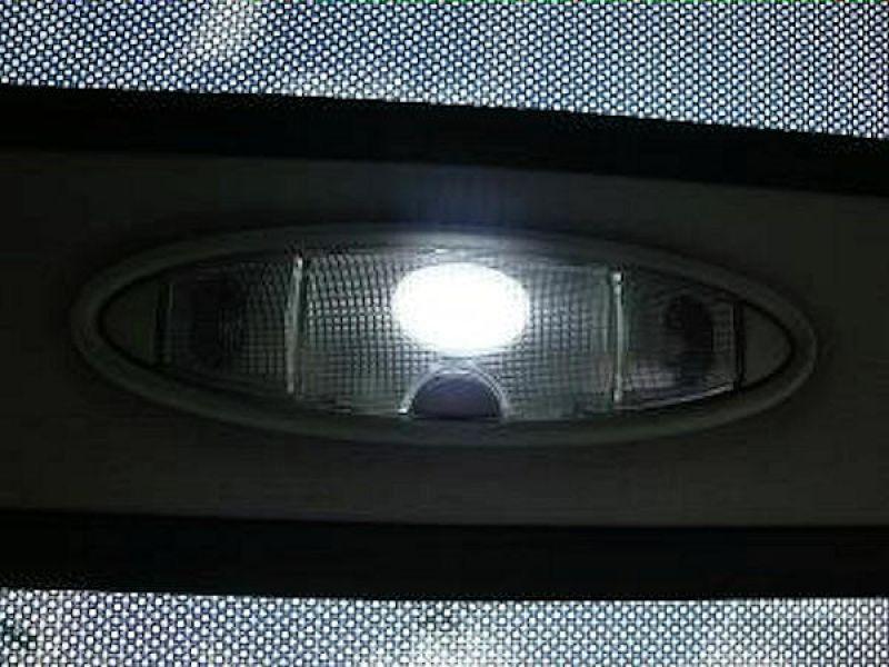 Plafoniera Tetto : Lights 4 speed